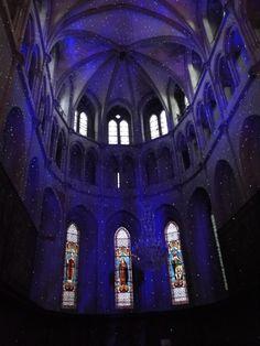 St Antoine l'Abbaye, Isere, France