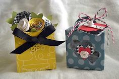 Imaginisce Sole Sisters - Gift boxes/bags