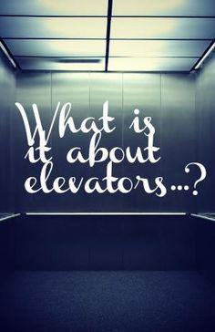 elevators ...