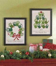 40 Fun and Creative Handprint Crafts - Big DIY Ideas
