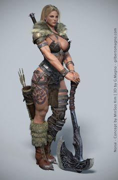 Concept by Angers (MinSoo Kim). Softwares: Zbrush, Maya and Photoshop. (render with vray).