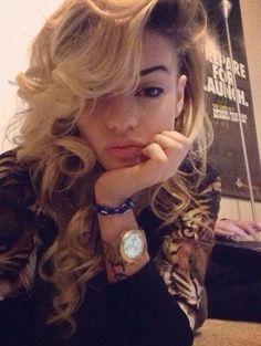 Blondee.