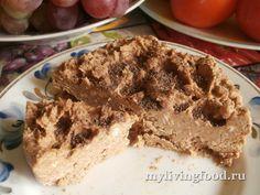 Сыроедческий торт «Мокко» к Международному дню вегана