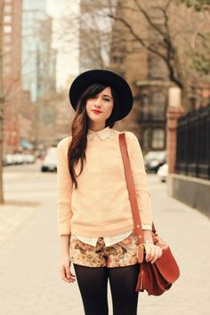 Flashes of Style: Pastel + Florals Forever