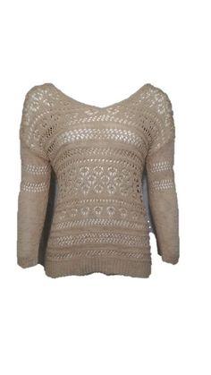 American Rag Brown Sweater