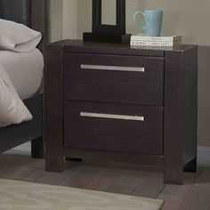 Picket House Furnishings Lakelyn 2 Drawer Night Stand