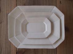 井山三希子+猿山修 The Potter's Wheel, Pie Dish, Pottery, Plates, Ceramics, Tableware, Japanese, Ceramica, Licence Plates