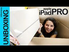 Apple iPad Pro, unboxing | Clipset