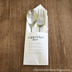 LIPSTICK AND A WHITE TEE: DIY Minimalistic Thanksgiving Table Setting
