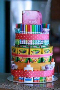 Tolle Geschenk Idee zum Schulanfang