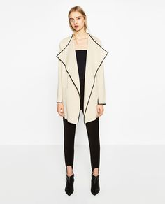 POINTED JACKET-View all-KNITWEAR-WOMAN | ZARA United States