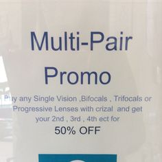 cacee003b5 Come on in to check out some our in store promos we have going on !