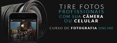 Saiba mais: http://rondoniaemfoco.com/curso-profissionalizante-de-fotografia-profissional