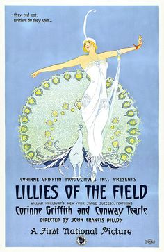 Lilies of the Field (1924) featuring Corinne Griffith | Flickr - Photo Sharing!