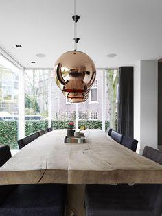 various choices #diningrooms #TomDixon #Design