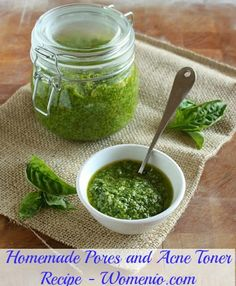 #Natural Homemade Pores and Acne Toner Recipe - 10 Fantastic Proven Homemade Natural #Beauty #Recipes