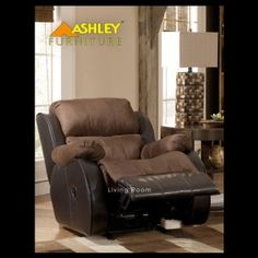 The Mollifield DuraBlend® Rocker Recliner From Ashley Furniture HomeStore  (AFHS.com). DuraBlend®/Match Upholstery Features DuraBlend® Upholstery Inu2026