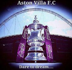 Aston Villa FA Cup finalists
