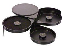 Update International (GR-3T) 3-Tray Glass Rimmer  Price: US $13.69 & FREE Shipping  #kitchen #love #home #lovedkitchen