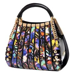 Monarch Small Leather Handbags Going For Gold dd3f8684c9986
