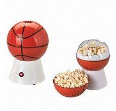 Basketball Popcorn Maker