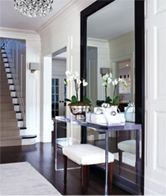 large entry mirror