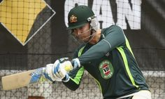 Michael Clarke provided the strongest indication yet he will play the first Test, running and ba...