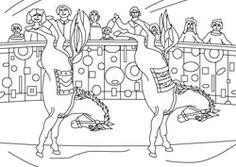 ausmalbilder zirkus 02 | Zirkus | Pinterest | Zirkus ...