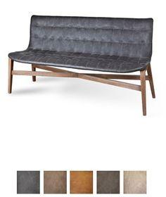 Eetkamerbank gecapitonneerd meubels pinterest meer idee n over meubels eetkamerstoelen en - Fauteuil bas ontwerp ...