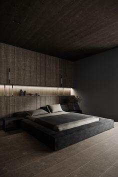 Girl Bedroom Designs, Modern Bedroom Design, Home Room Design, Dream Home Design, Master Bedroom Design, House Design, Modern Luxury Bedroom, Luxurious Bedrooms, Cama Design