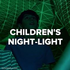 Store-Bought Vs. DIY: Children's Nightlights. Children's