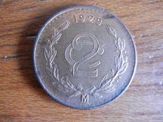 foto de una moneda mexicana de 2 centavos - Buscar con Google