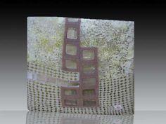"""Giles Bettison (1966-), Murrini Glass, """"BILLET 07 #11"""""""
