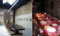 Sabia que pode fazer um almoço de negócios ou um jantar de aniversário no MUUDA? Temos à sua disposição uma mesa de 7,5m para a organização de eventos empresariais ou particulares...