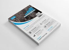 Corporate Flyers by Thecodude on @creativemarket