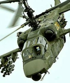 52 Ka-Kamov Fuerza Aérea Soviética