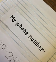 From The Hive: preschool journals- again