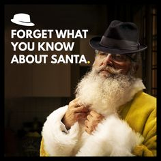 Our Santa is nothing like the ordinary Santa... He wears a yellow suit, a fedora hat, loves surprises and he brings you presents even if you are naughty. You can leave him some cookies and milk but he might drink your finest whiskey!  If you see him around go and say hi, don't be shy!  #hatsON #Santahatsoff #sorryrealSanta #Santa #challenge #thinkdifferent #socialmediamarketing #marketingdigital #advertising #marketingonline #branding #business #brand  #creative #xmas #love  #digitalagency