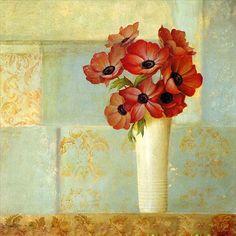 Flower decor paintings
