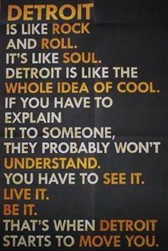 detroit love quote