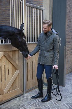 """""""A dog looks up to a man. A cat looks down on a man. But a patient horse looks a man in the eye and sees him as an equal. Riding Gear, Riding Boots, Mans Best Friend, Best Friends, Cavalier, Equestrian, Horses, Tall Boots, Cats"""