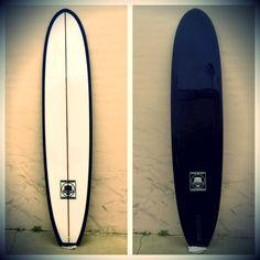 Beautiful handcrafted board from my good friend Mason Dyer    Dyer Brand 9'1 beach brake  model