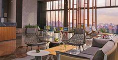 Perforated Screen - Oasia Hotel WOHA