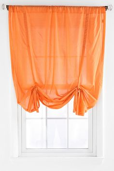 Draped Shade Curtain   #UrbanOutfitters