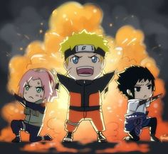 Team seven on the move