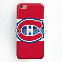 Nhl Montreal Canadiens Logo iPhone 5C Case | casefantasy