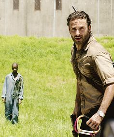 Rick Grimes, The Walking Dead.