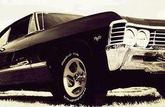 1967 chevy impala - hello beautiful