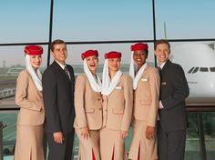 Αεροσυνοδούς και πιλότους από την Ελλάδα προσλαμβάνουν Emirates και Qatar