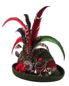 still trendy: a stylish hat.  Re-Kitz 2011 Trachtenhut